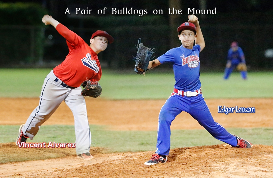A Battle of Bulldogs in the 12 Under Division